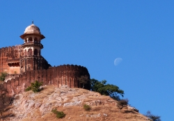 'Moon' - Jaigarh Fort, Amer, Rajasthan, India, 2011